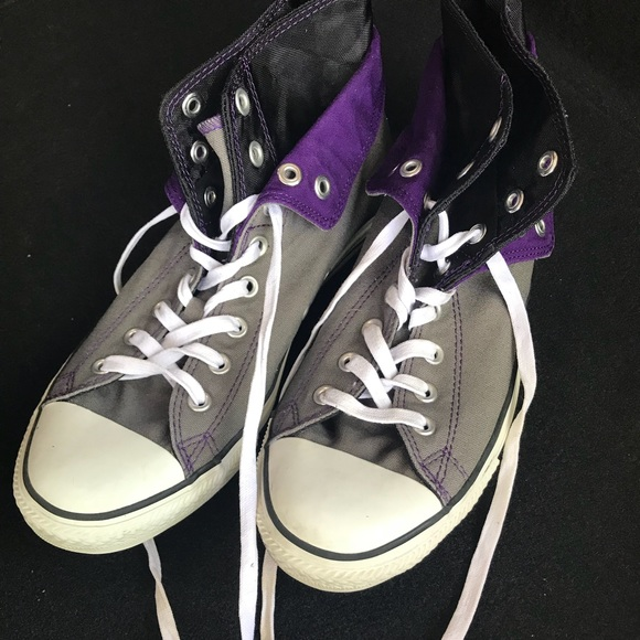 6d6942d400b35a Converse Other - Converse High Tops -Two Tone